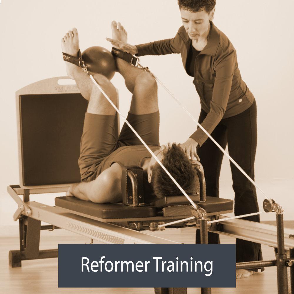 Kurse Reformer Personal Training | CORE PILATES STUDIO STRAUBING by Ivana Wolf