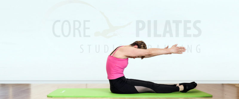Pilates Training im Alter