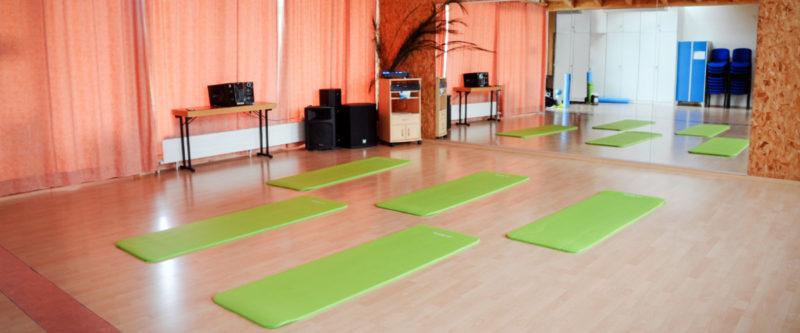Pilates Straubing neue Kurse Matwork