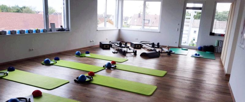 Neues Pilates Studio Straubing