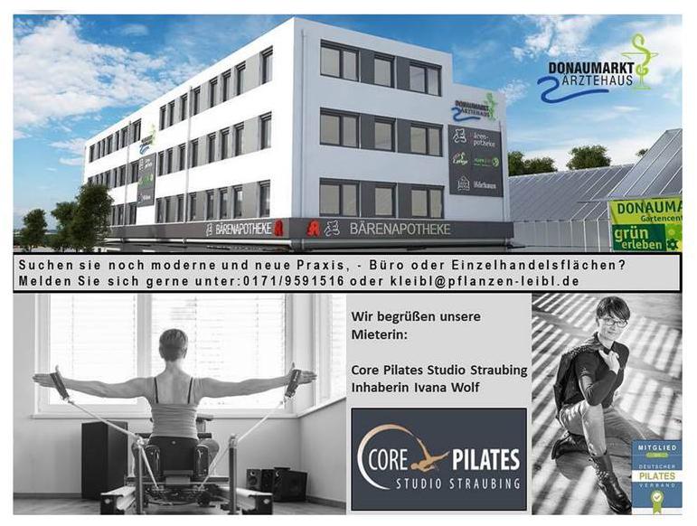 Stellenangebot Pilates Trainer/in