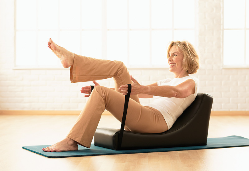 Pilates 50+ & Faszientraining